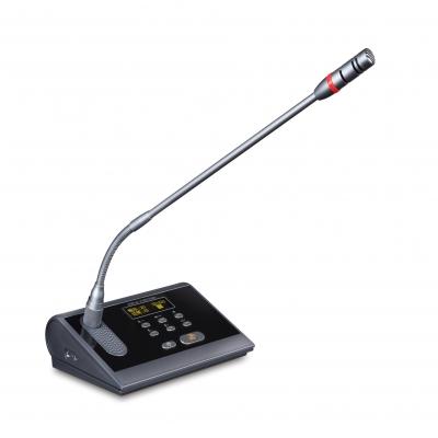 桌面式话筒单元